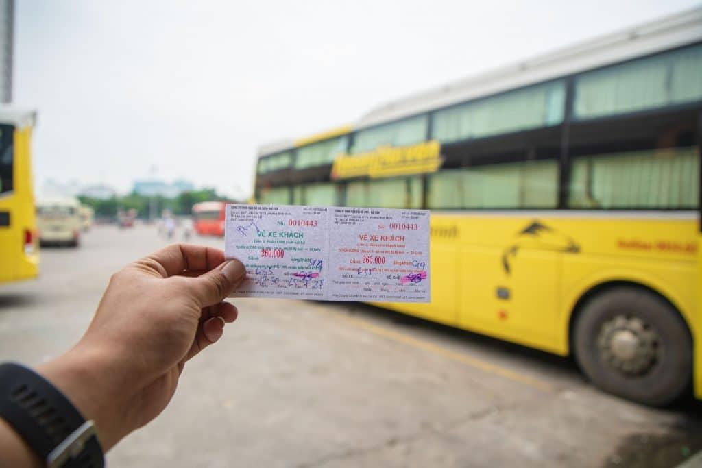 Autocarro Vietname