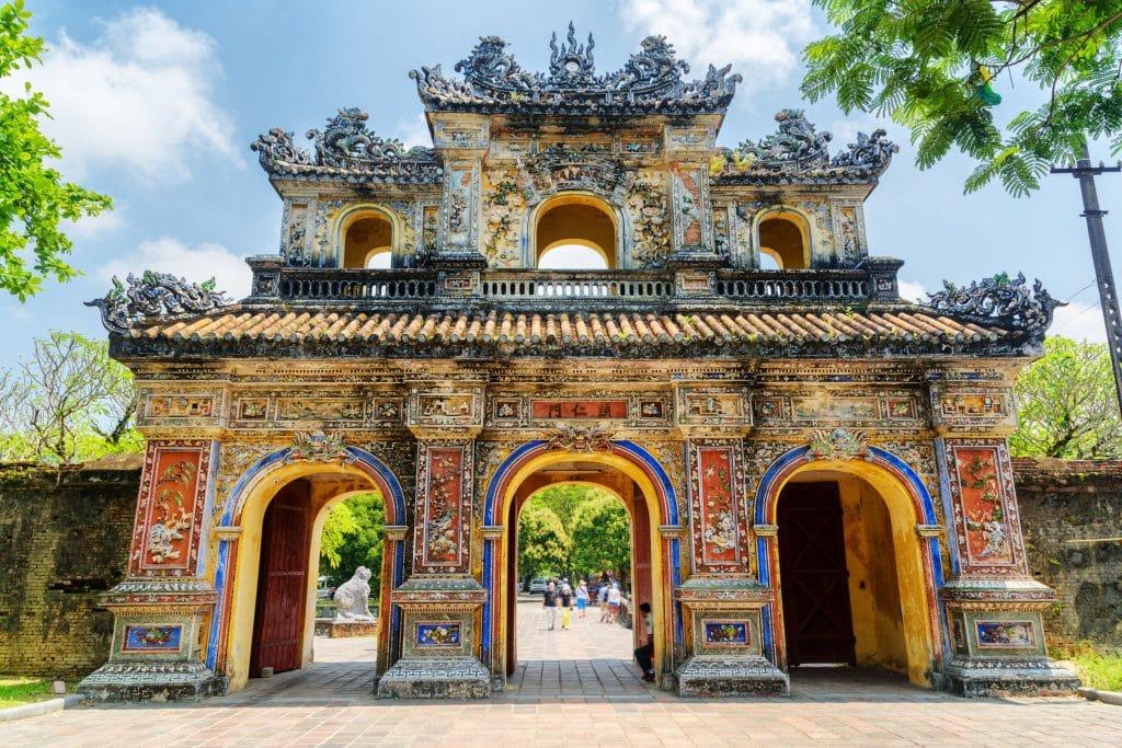 Monumentos de Hué