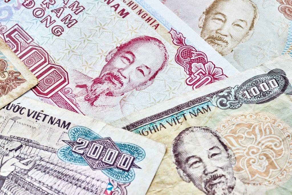 Dinheiro do Vietname