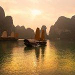 Que barco escolher para a viagem em Halong Bay
