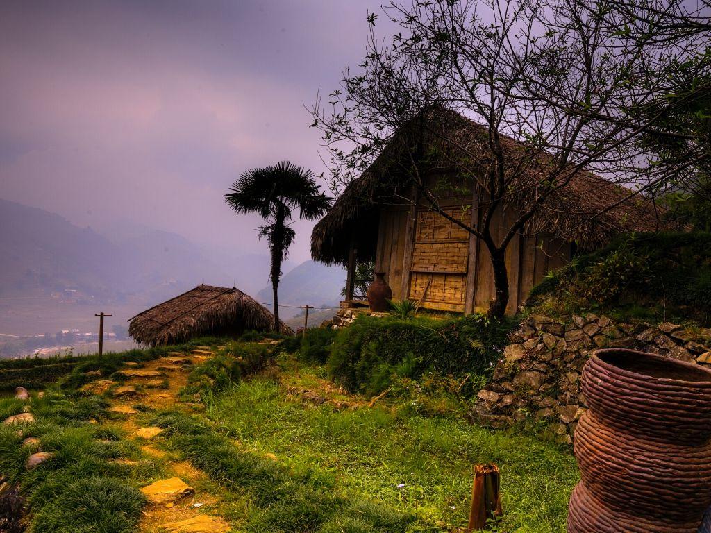 Caminhadas em Sapa no Vietname