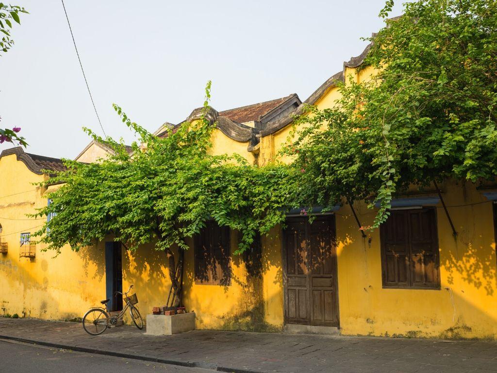 Casa Museu de Tan Ky em Hoi An no Vietname