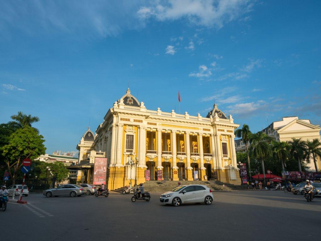 Casa da Opera de Hanoi