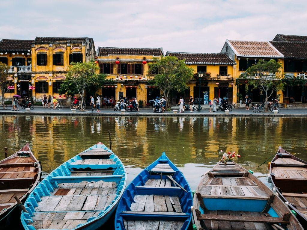 Centro do Vietname