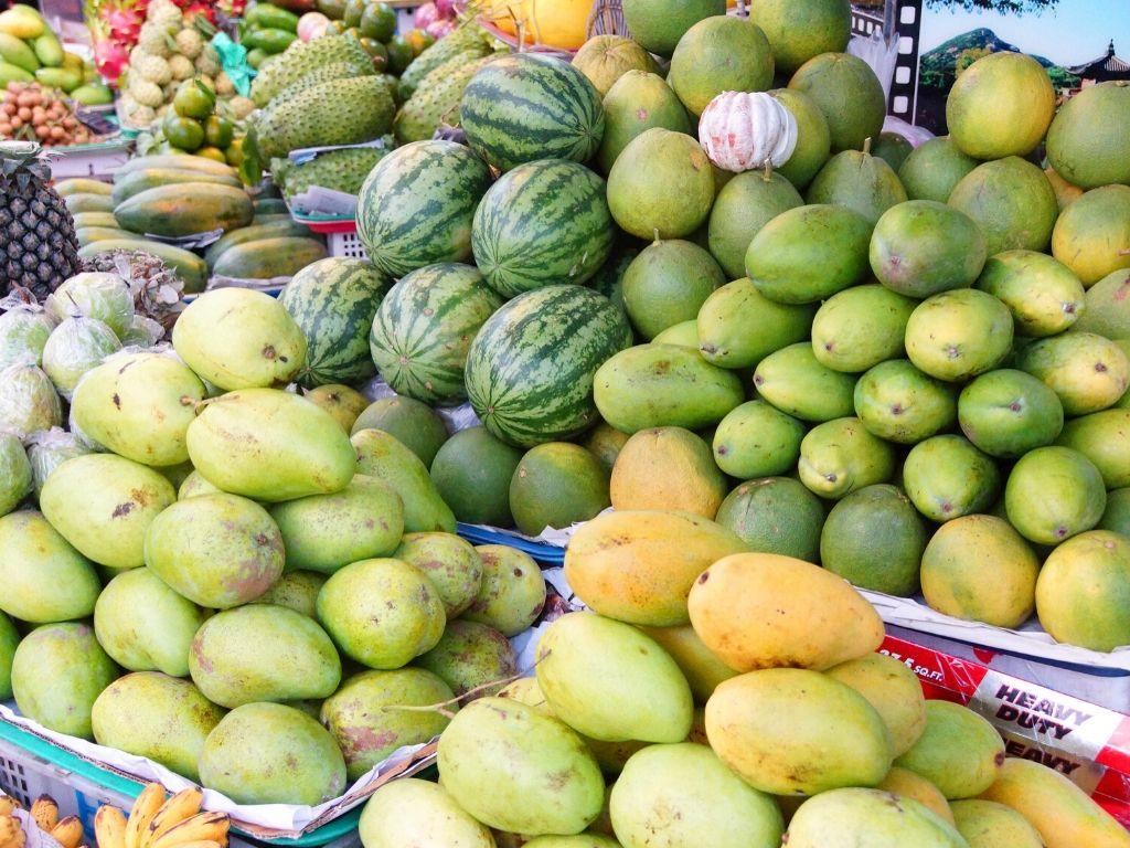 Mercado de Binh Tay Saigao