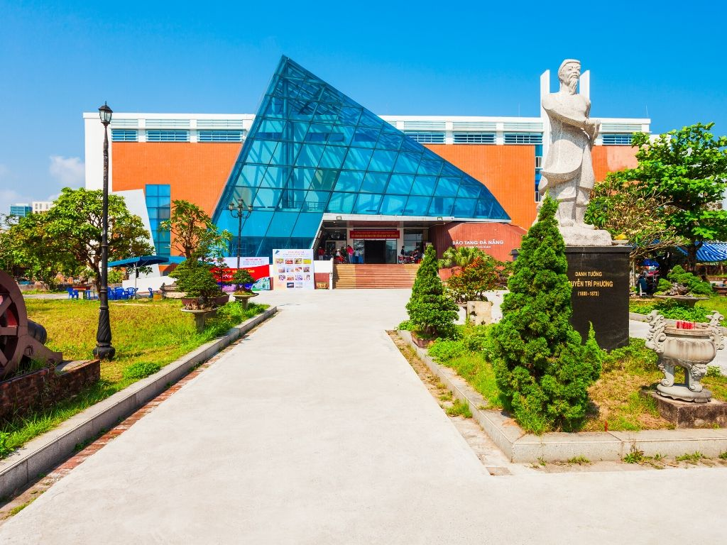 Museu de Escultura Cham em Danang