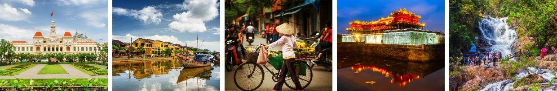 O que visitar no Vietname