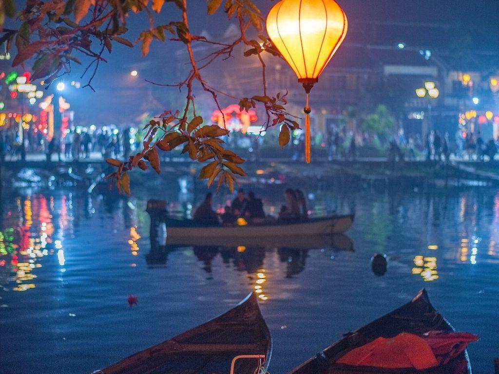 Onde fica Hoi An no Vietname
