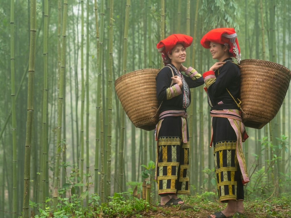 Onde fica Sapa no Vietname