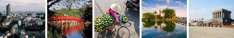 Visitar Hanoi no Vietname