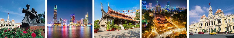 Visitar Ho Chi Minh Vietname