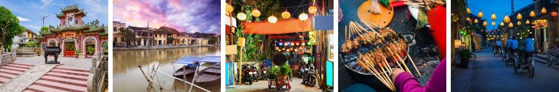 Visitar Hoi An Vietname