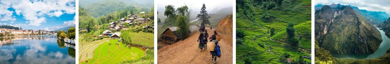 Visitar Sapa Vietname