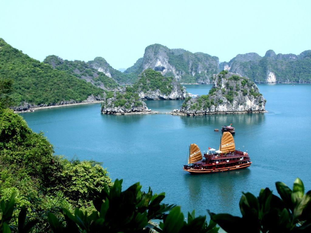 Halong Bay Vietname