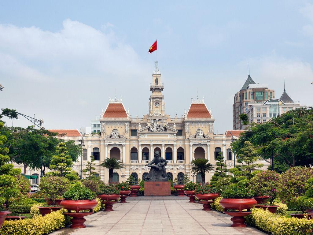 Ho Chi Minh Vietname