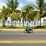 O que fazer se a mota avariar durante a viagem